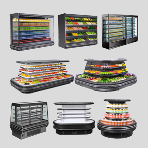 multi deck merchandiser