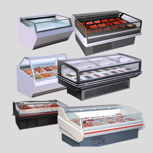 Meat Display Case | fresh meat display cases | Meat Service Case