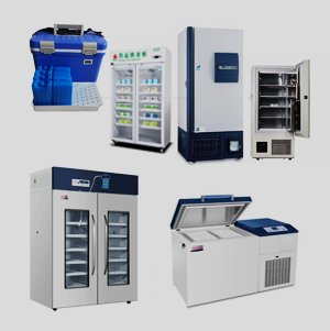 Medical ultralow temperature freezer