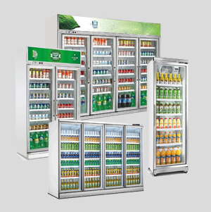 glass door merchandiser freezer